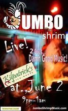 Jumbo Shrimp Poster